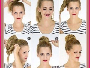 Cute Easy Hairstyles For Medium Hair