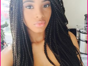 Easy Black Hairstyles for Long Hair