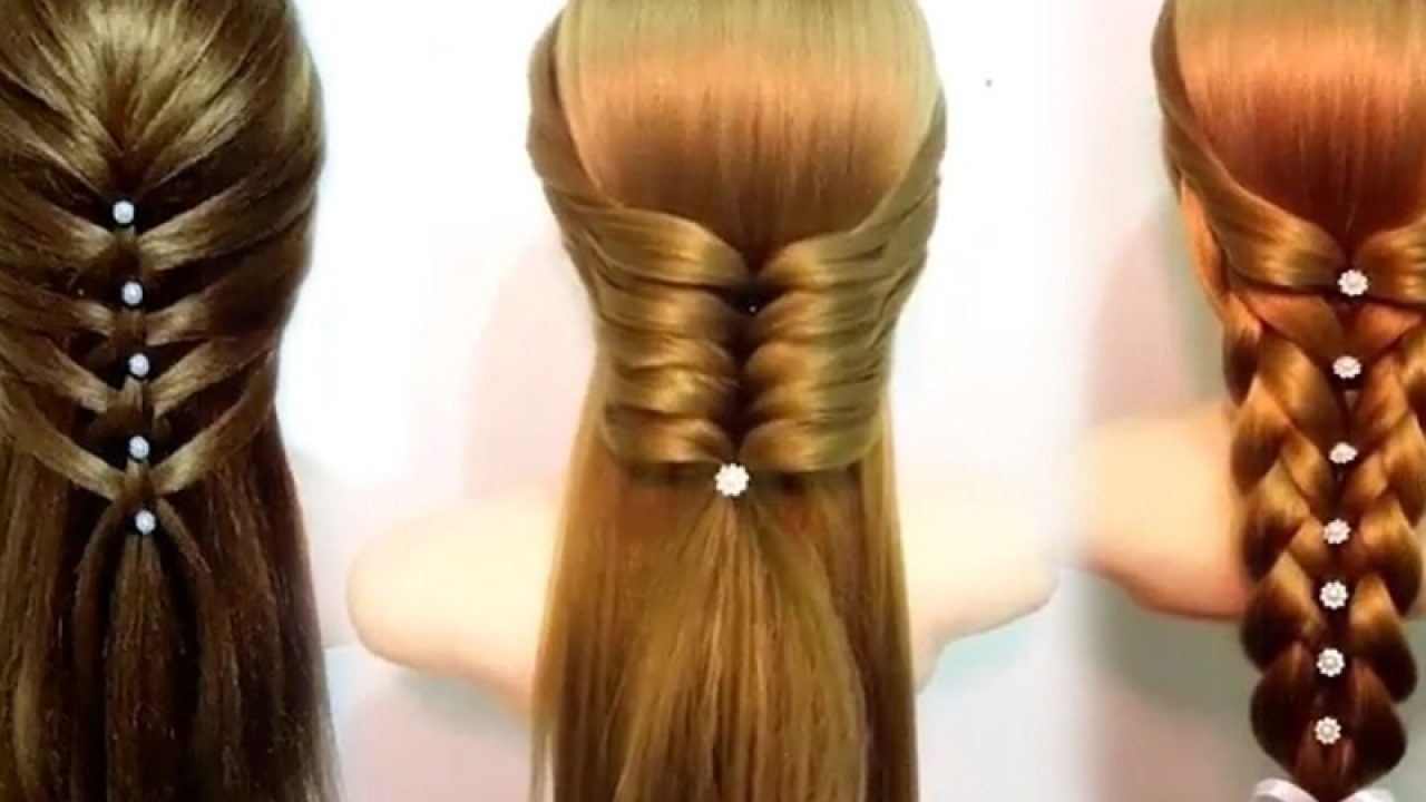 Easy Cool Hairstyles  Best and Easiest Hairstyles