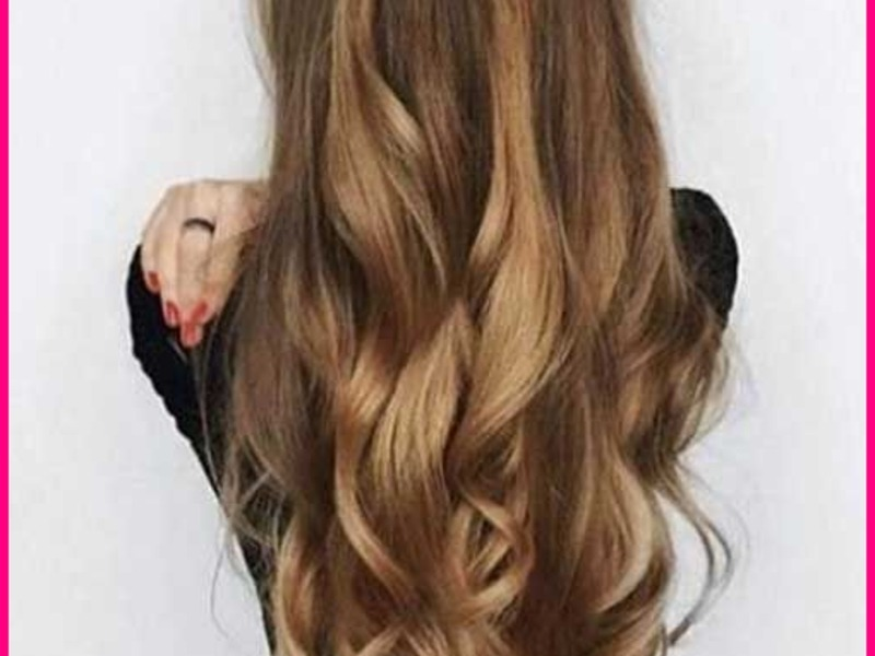 Long Hairstyles 2018-2019
