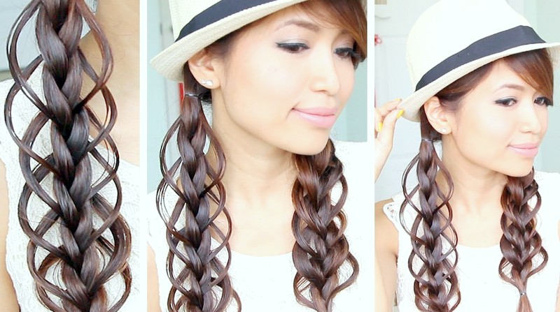 Popular Braid Hairstyles 2018