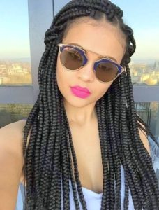 The African American Braided Hairstyles