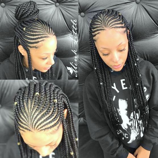 Amazing Braided Hairstyles for Black Women 2018-2019 | Best and Easiest Hairstyles