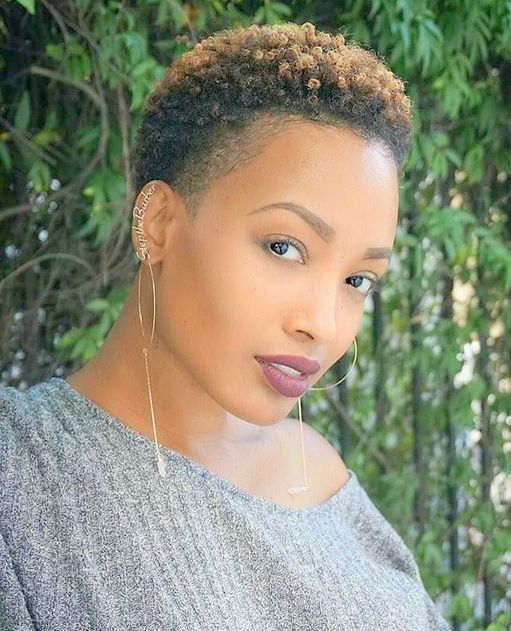 Black Women Short Hairstyles Trends