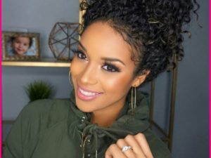 Naturally Curly Hairstyles For Girls