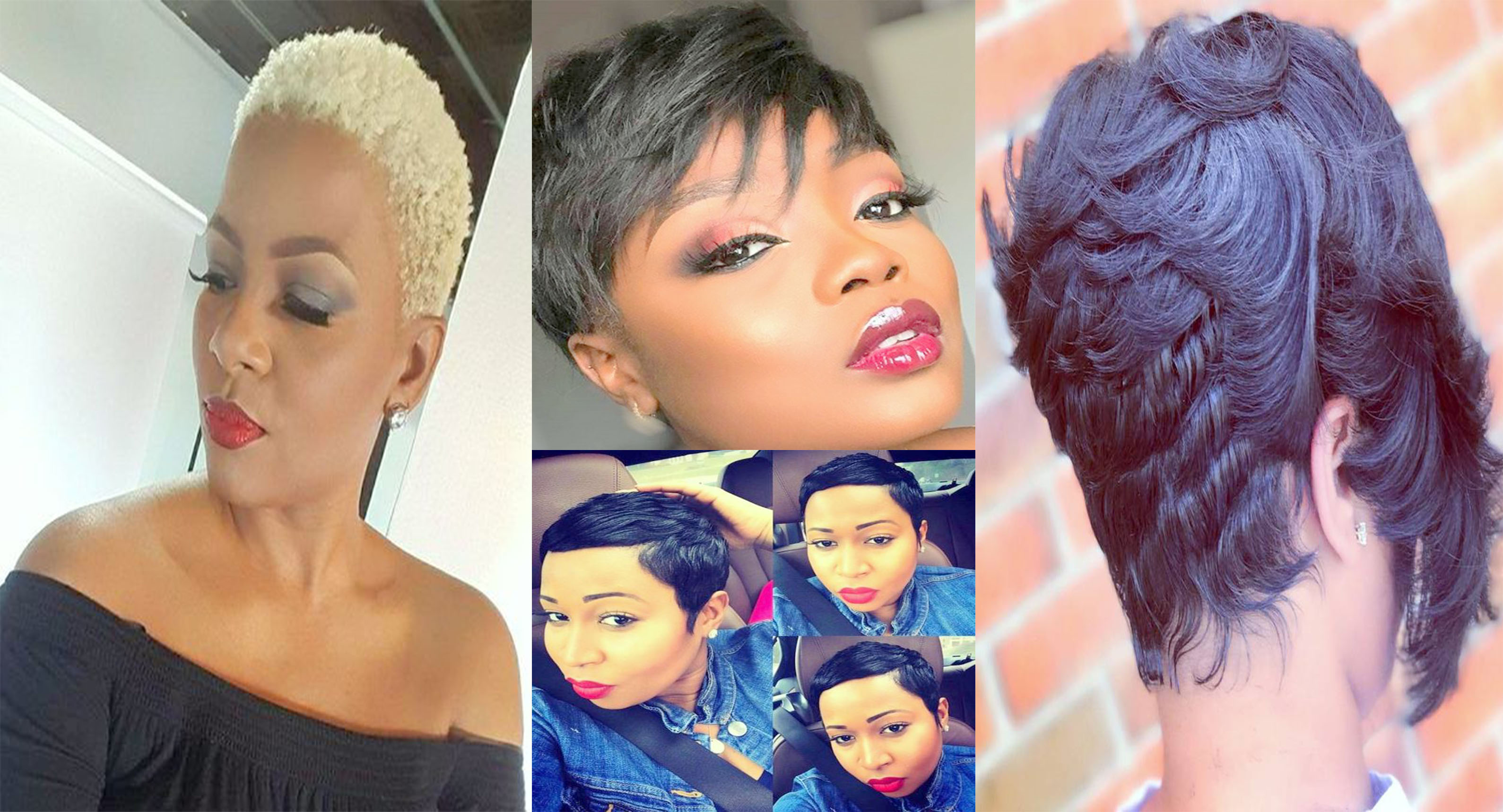 Trend Short Black Hairstyles 2018-2019